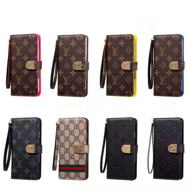 ルイヴィトン グッチ ブランド xperia 1 II/5ii/10ii/1/5/8/xzケース LV レザーケース 手帳型 Gucci iphone 12/12mini/12pro/12pro max/11 pro maxケース ストラップ付き シンプル