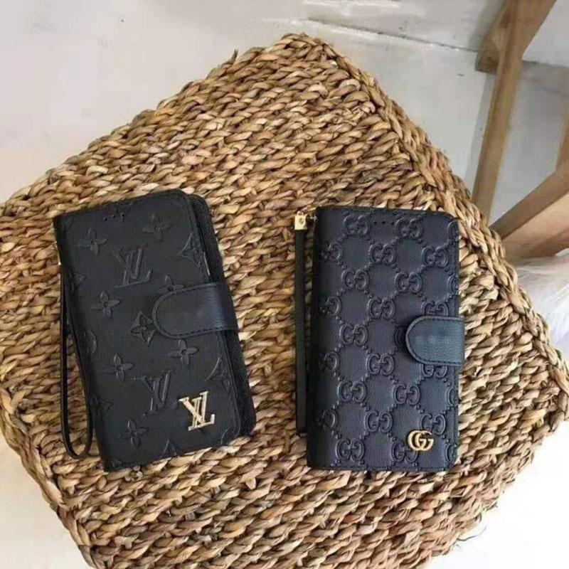 ヴィトンLVグッチGucci ブランドxperia5iiケース 革 手帳型 ストラップ 磁気 AQUOS Zero5G Basic カード入れ 全機種対応Galaxy a51女性iphone12pro max/12miniケース ストラップ付き シンプル