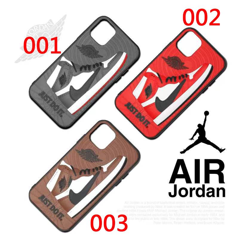 Jordan/ジョーダン男女兼用人気ブランドiphone12/12mini/12pro/12pro maxケース