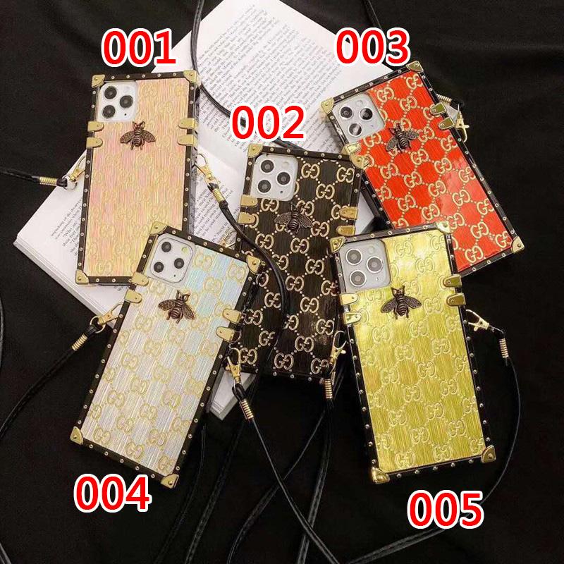 GUCCI/グッチ 女性向け iphone 12/12 mini/12 pro/12 pro maxケース