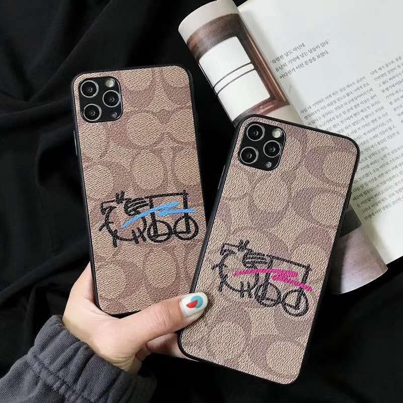 ファッションiphone 11/x/8/7スマホケース ブランド LINEで簡単にご注文可