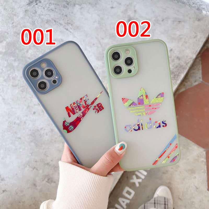 ADIDAS/アディダスファッション セレブ愛用iPhone12/12mini/12pro/12pro maxケース