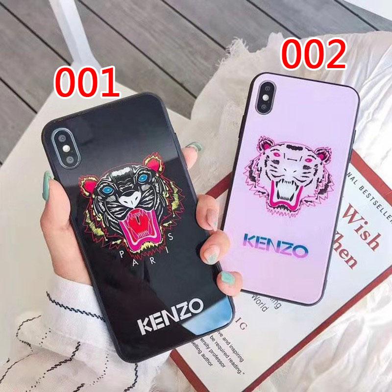 KENZO/ケンゾーブランド iphone12 mini/12/12pro/12pro maxケース