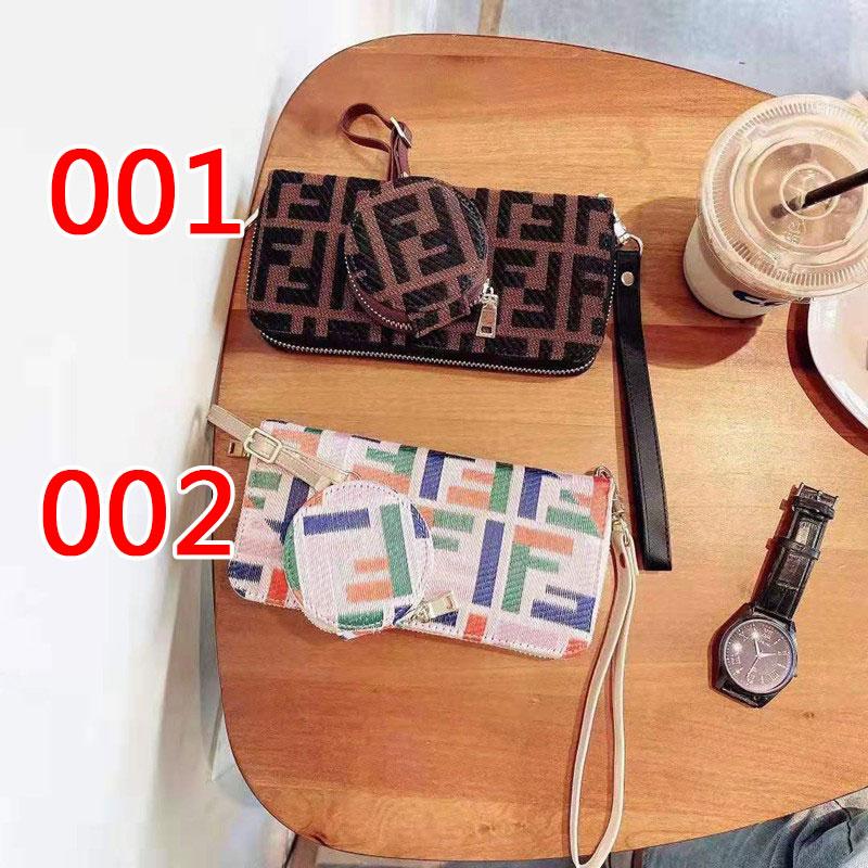 Fendi/フェンデイペアお揃い アイフォン12/12 mini/12  pro/12 pro maxケース