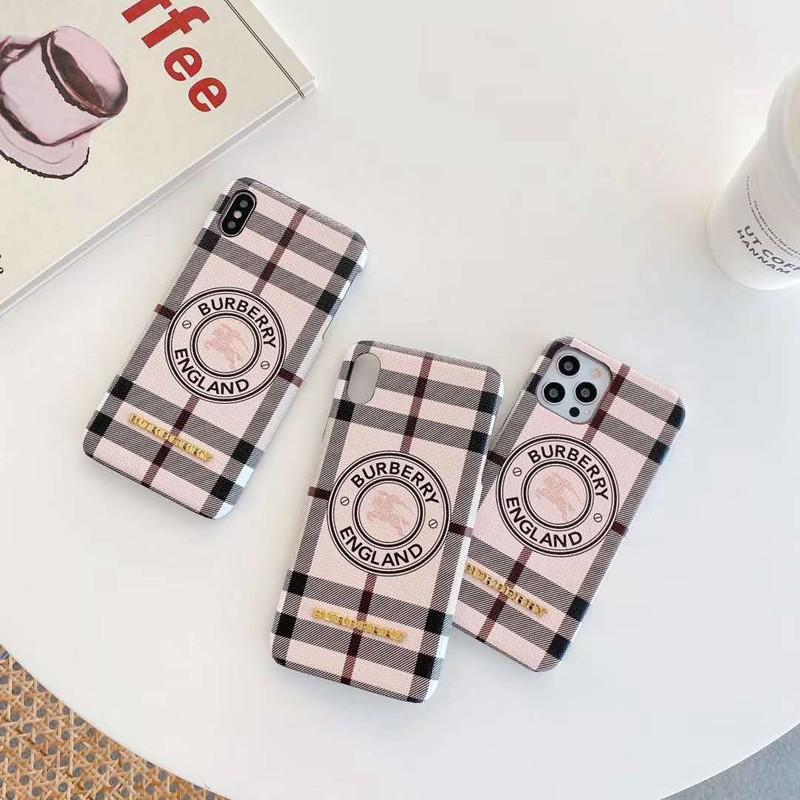 バーバリー iphone12/12mini/12pro/12promaxケース 3Dロゴ Burberry 個性 人気 ブランド ストランプ 騎士柄 アイフォン