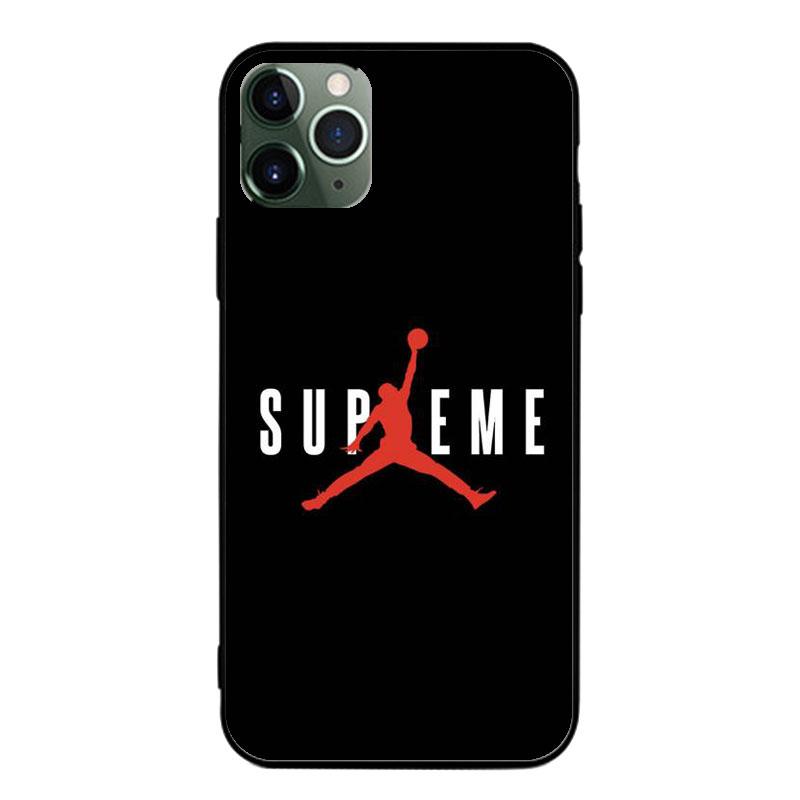 SupremeシュプリームAJジョーダンAQUOS R5Gケースxperia5ii全機種対応 ブランドiphone12mini火炎 ガラスCR7アイスクリーム ジャケット型 モノグラム