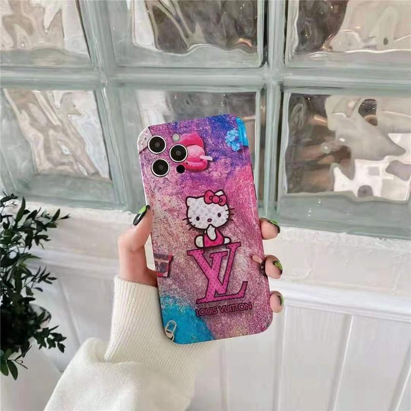 ChanelシャネルLVヴィトンCoachコーチ ブランド 星空風iphone12pro/12mini/12pro max/11ケース 猫犬 化粧品 Hello Kitty ディズニー アイフォンx/xs/xr/8/7カバー 女性愛用